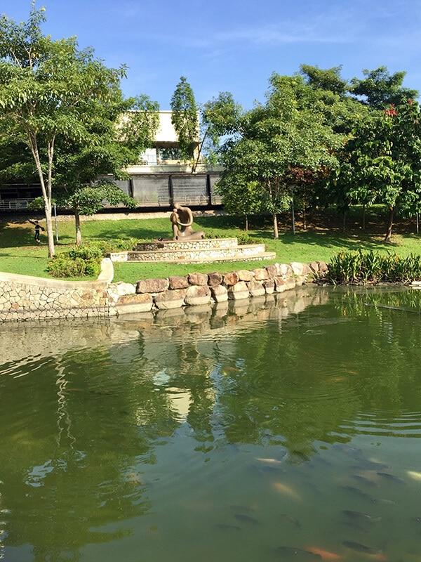 desa parkcity lake